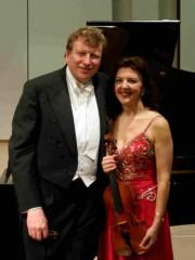 Tasmin Little & Piers Lane – Violin Recital