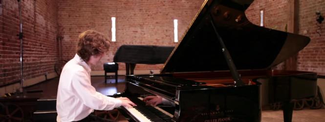 Kenneth O' Neill  –  Liszt Chopin, Beethoven, Alkan