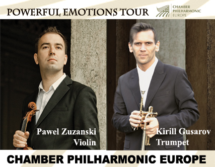 11th May – Kammer-Philharmonie Europa