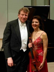 Tasmin Little & Piers Lane – Violin Recital